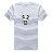 ◆快速出貨◆T恤.親子裝.情侶裝.班服.MIT台灣製.獨家配對情侶裝.客製化.純棉短T.瞇瞇眼貓熊【YC413】可單買.艾咪E舖 1