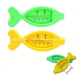 小魚造型潛水艇兩用水溫計RA3242 好娃娃