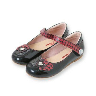 my nuno 心心相印舒適皮鞋