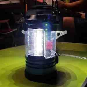 美麗大街【106112909】露營燈電池爆亮提燈(不含電池)