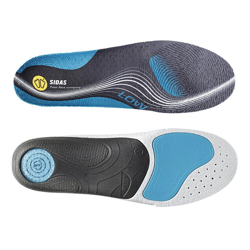 法國 SIDAS 3Feet (適合不同鞋類) 足弓加強鞋墊(低足弓) - 限時優惠好康折扣