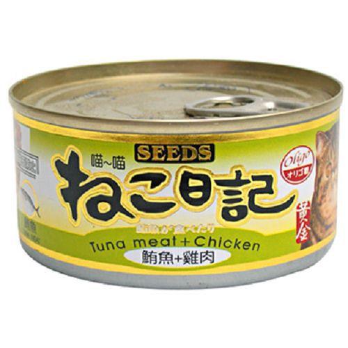 聖萊西喵喵健康貓罐-鮪魚+雞肉170g【愛買】