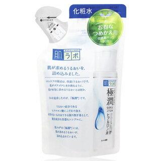 【ROHTO】肌研極潤保濕化妝水補充包(滋潤型)