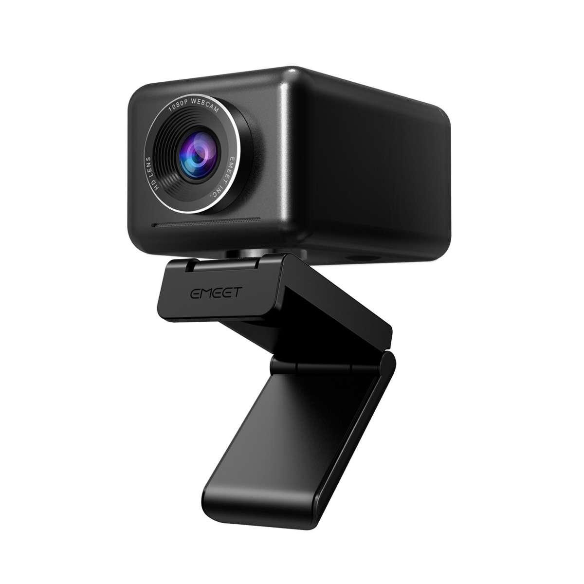 EMEET Jupiter 網路攝影機/視訊攝影機/監視器/電腦攝像頭|WitsPer智選家