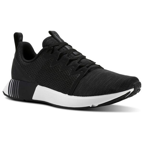 REEBOKELEMENT男鞋慢跑訓練健身輕量穩定靈活黑【運動世界】CN2431
