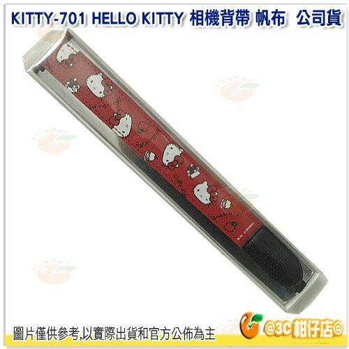 KITTY 701 HELLO KITTY Classic 經典 帆布 相機背帶 英連公司貨 正版 凱蒂貓 微單眼 類單 KITTY701