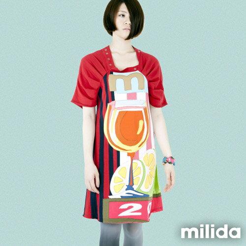 【Milida,全店七折免運】公主袖派對洋裝 4