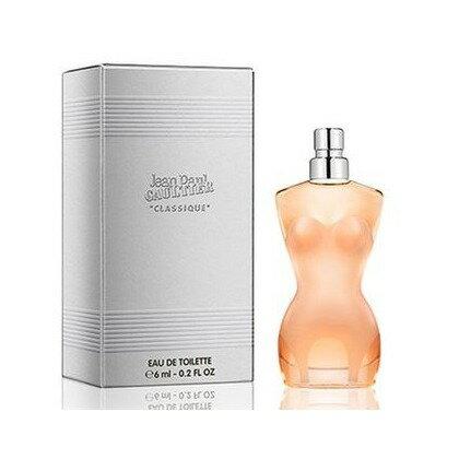 Jean Paul Gaultier 高堤耶 裸女女性淡香水 6ml 小香水