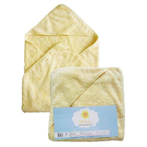 Kikimmy 寶寶超細纖維浴包巾