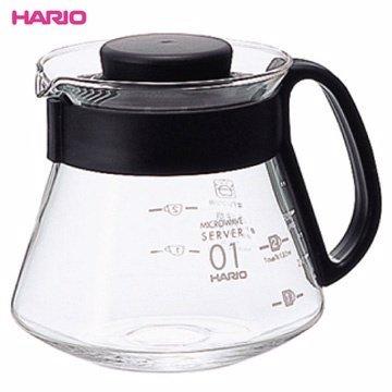 ~HARIO~XVD~36B 可微波耐熱咖啡壺 360ml 咖啡壺 茶壺 玻璃壺 熱水壺