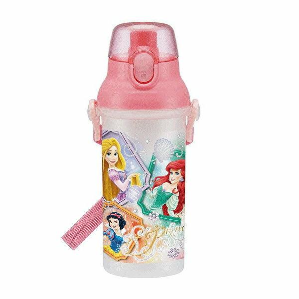 【曙嘻sooth-日本直送】迪士尼Disney玩具總動員 [日本製]one touch可背水壺-480ml