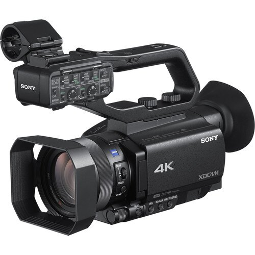 Sony PXWZ90V 4K HD Compact 1.0-type NXCAM Camcorder, Black 0