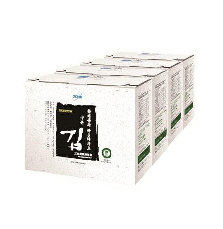 《特價優惠含運1002元》艾多美 香烤海苔(小片裝) 1箱 (1箱4盒) 健康食品 中秋禮盒