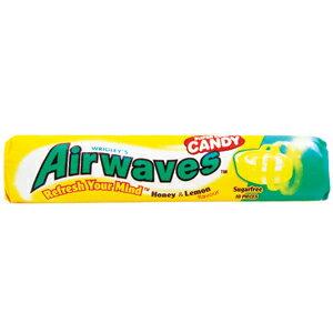 Airwaves 超涼無糖薄荷糖-蜂蜜檸檬口味 30g