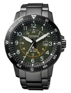 CITIZEN星辰BJ7095-56XPROMASTER前瞻領向光動能腕錶黑44mm