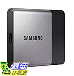[106 美國直購] Samsung 原廠 MU-PT1T0B/AM 外接攜帶型 T3 Portable SSD - 1TB - USB 3.1 External SSD