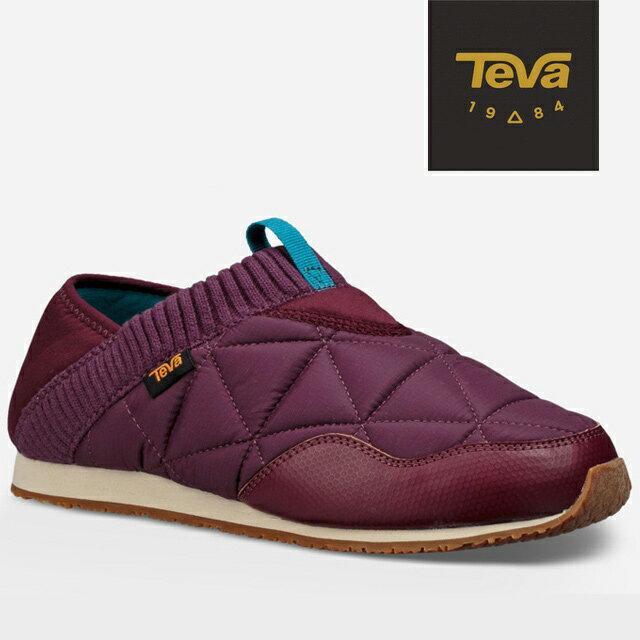 【鄉野情戶外用品店】 TEVA |美國| Ember Moc 菠蘿麵包鞋 女款/運動休閒鞋/1018225