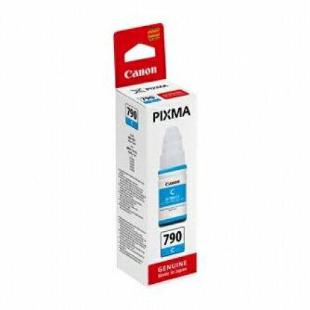 CANON GI-790 C 原廠藍色墨水 適用:G1000/G2002/G3000/G4000