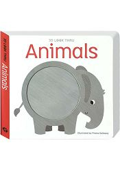3D LOOK THRU~Animals