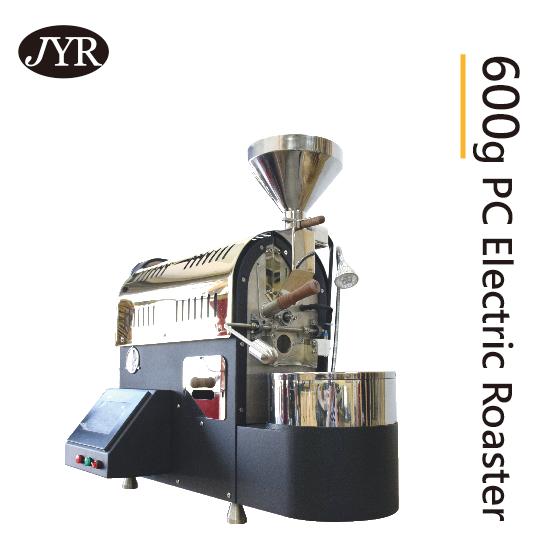 【JYR台灣】600g全自動直火半熱風變頻咖啡烘豆機-旗艦版(附滅煙器)