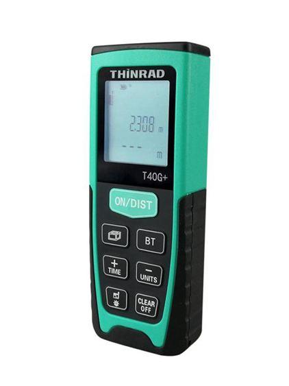 綠光測距儀 室外強光高精度 戶外激光紅外線電子尺平方測量尺子 MKS