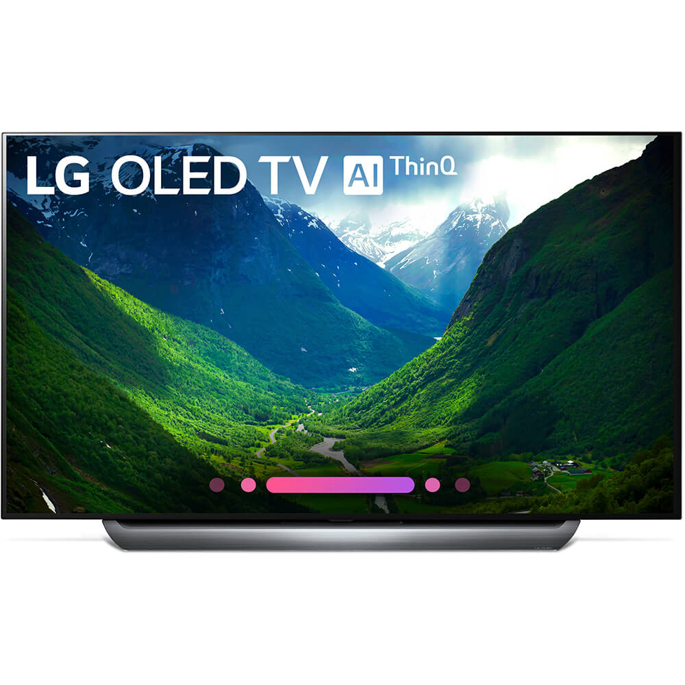 Electronic Express: 65-Inch 4K Smart OLED TV OLED65C8PUA