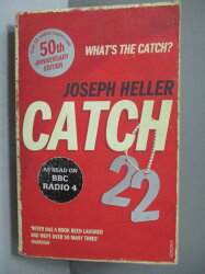 【書寶二手書T2/原文書_KDC】Catch-22_Joseph Heller