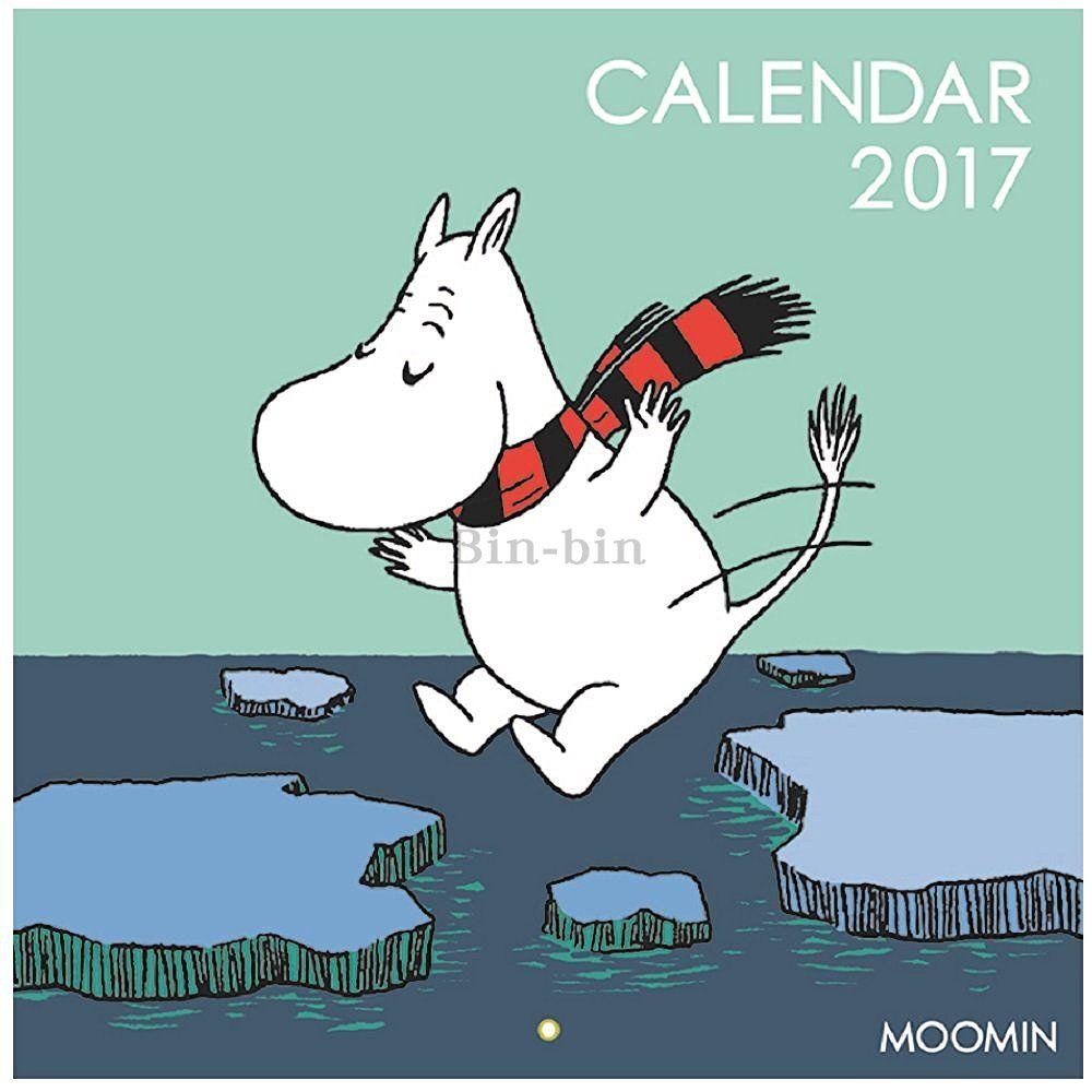 嚕嚕米 壁掛月曆 904~086