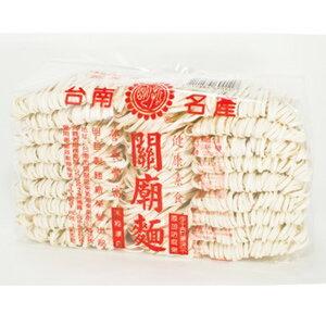《明哲》 台南名產 關廟麵-中條 1200g