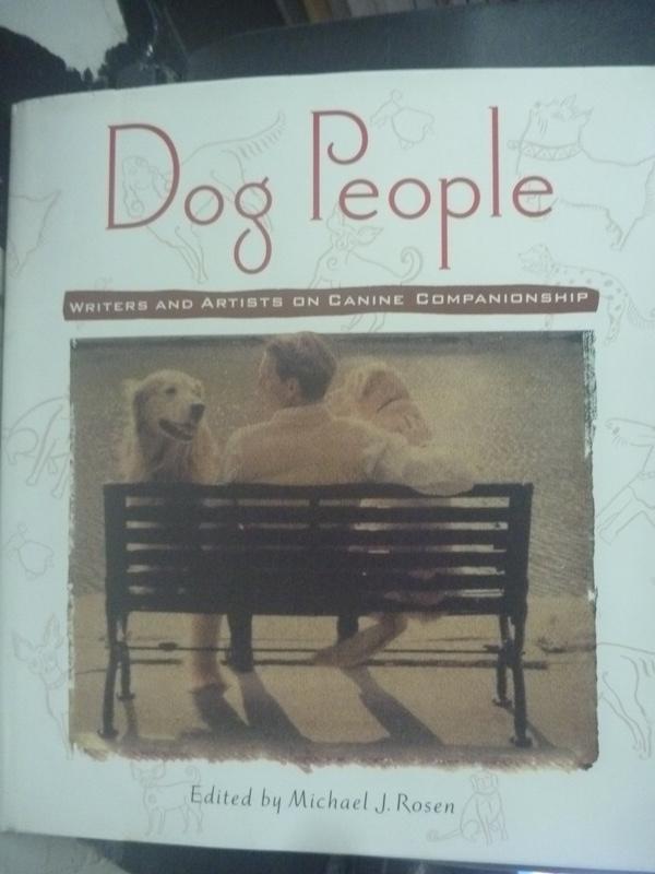 ~書寶 書T4/寵物_WFS~Dog People_Michael J. Rosen
