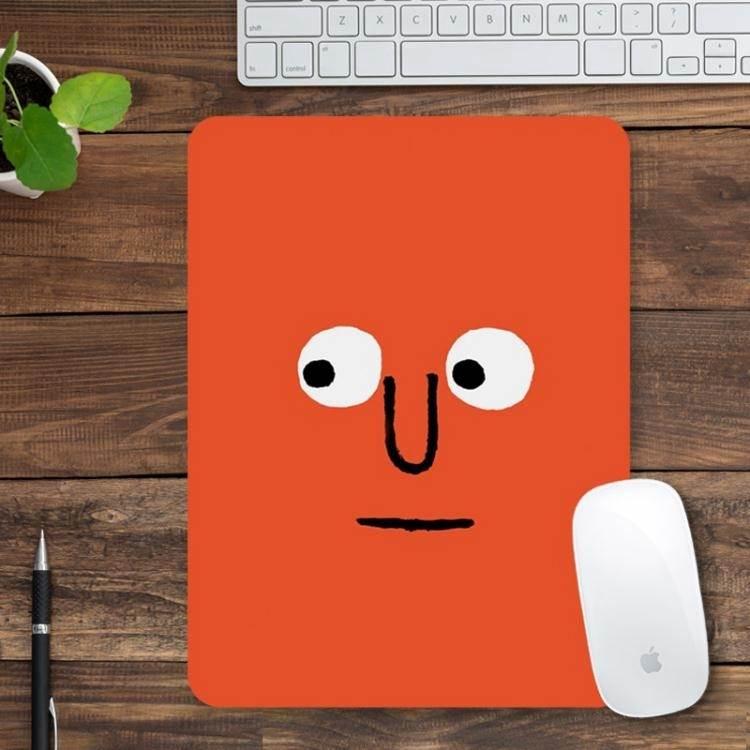 滑鼠墊 藝術創意筆記本電腦滑鼠墊4mm超厚超軟 辦公游戲超大號滑鼠墊 雜貨店