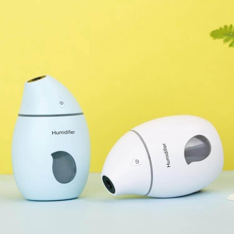 加濕器小型家用臥室靜音學生USB宿舍辦公室車載凈化床頭便攜式