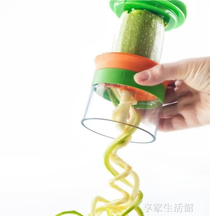創意廚師工具 擺盤 工具三件套器 螺旋刨絲器黃瓜土豆切長絲器