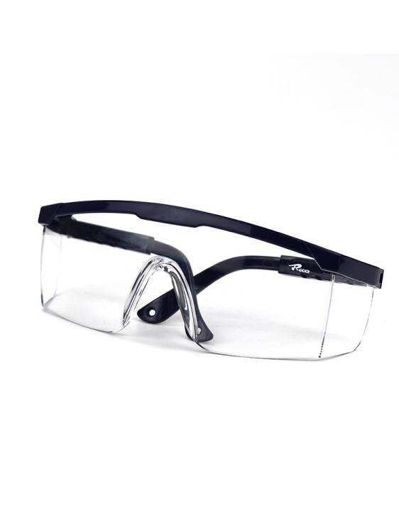 護目鏡 羅卡護目鏡防風沙防飛濺防沖擊平光打磨灰塵勞保騎行擋風防護眼鏡 免運