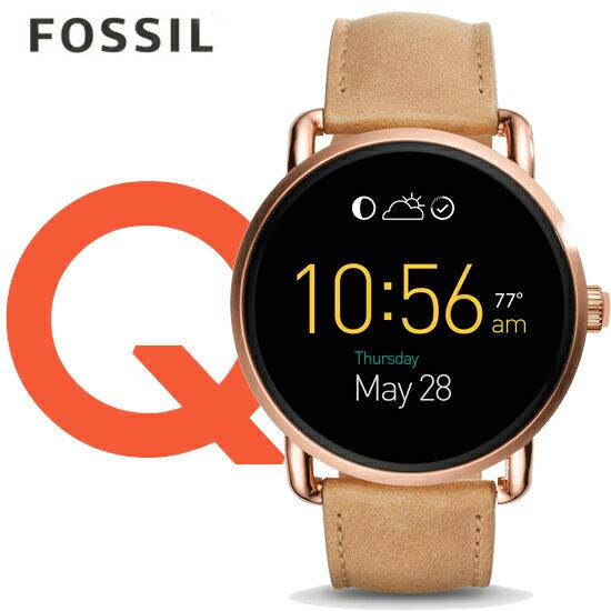 FOSSIL Q 觸控智慧型腕錶