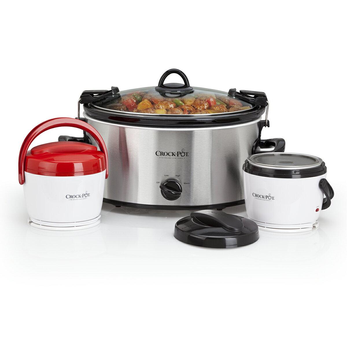Crock-Pot Slow Cooker On-the-Go Kit SCCP-DTC12-CNC