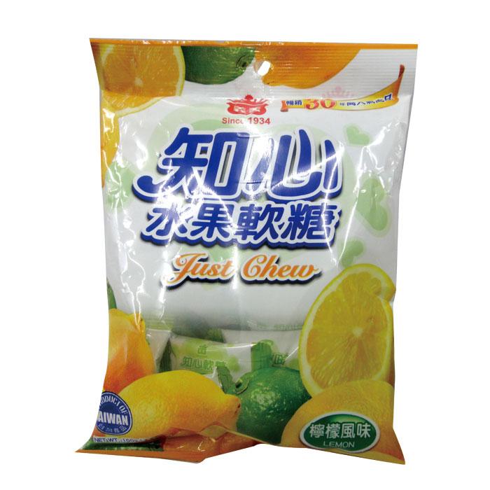 義美 知心水果軟糖 檸檬風味 100g 1