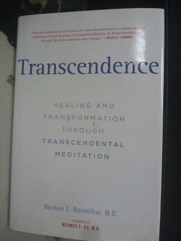 ~書寶 書T3/醫療_WGI~Transcendence_Norman E. Rosent