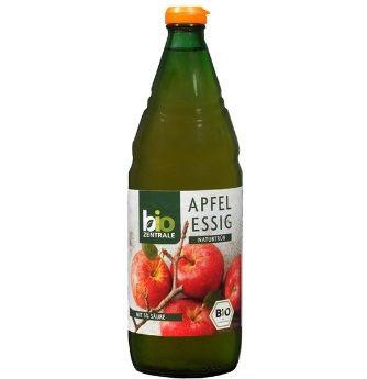 智慧有機體 德國有機蘋果醋(未過濾) 750ml/瓶
