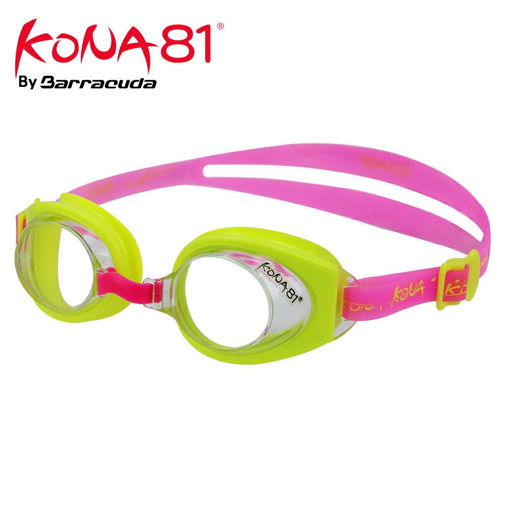 美國巴洛酷達Barracuda KONA81三鐵兒童泳鏡K712【小鐵人專用】 0