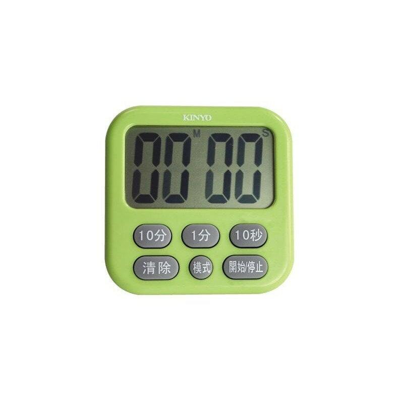 ryou . 計時器 耐嘉 KINYO TC-15 電子式計時器 數字鐘 耐嘉 時鐘 計數器⍫