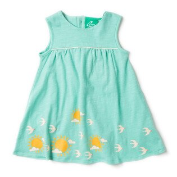 【英國LittleGreenradicals】洋裝-夏日豔陽S18060