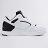 Shoestw【911210101】【911220101】Champion BKBI 復古 休閒鞋 板鞋 皮革 白黑 男女尺寸 情侶款 1