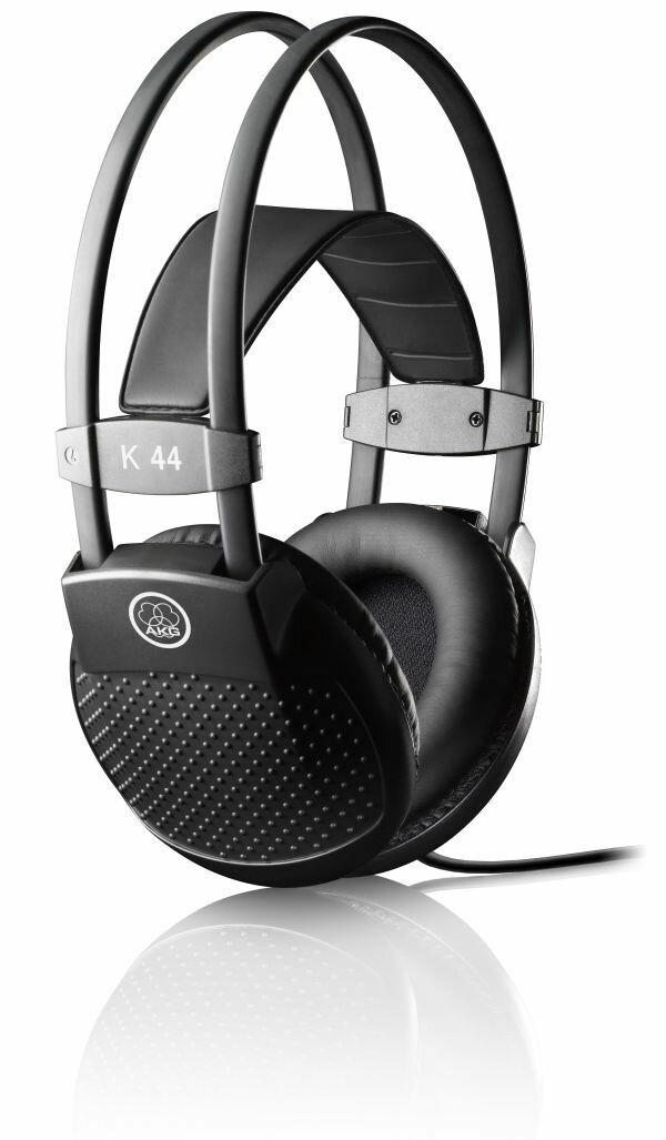 志達電子 K44 AKG 耳罩式耳機(愛科公司貨,保固二年,展示中)