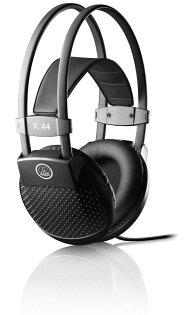 志達電子K44AKG耳罩式耳機(愛科公司貨,保固二年,展示中)