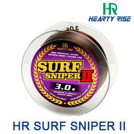 漁拓釣具HR SURF SNIPER II 300M(咖啡)