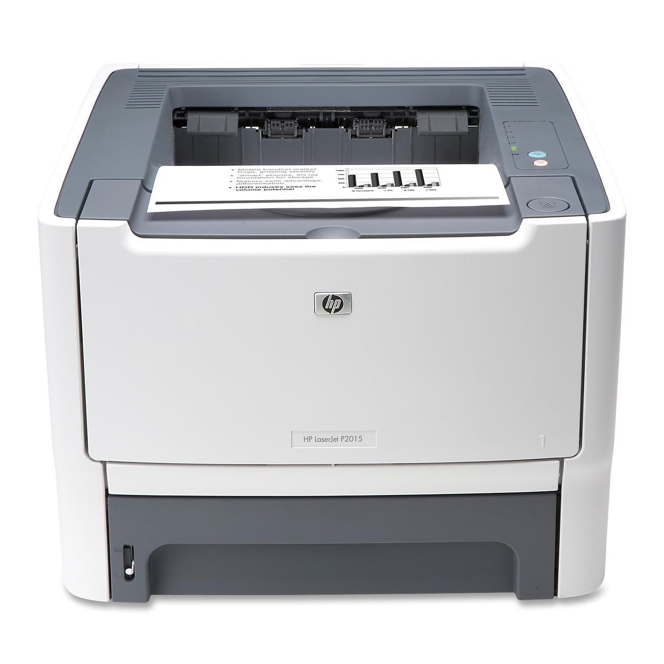 HP LaserJet P2015 B/W Laser Printer 0