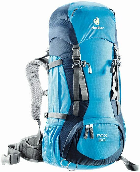 【鄉野情戶外用品店】 Deuter |德國| Fox 30 旅遊背包/休閒旅遊背包/36053 【容量30+4L】