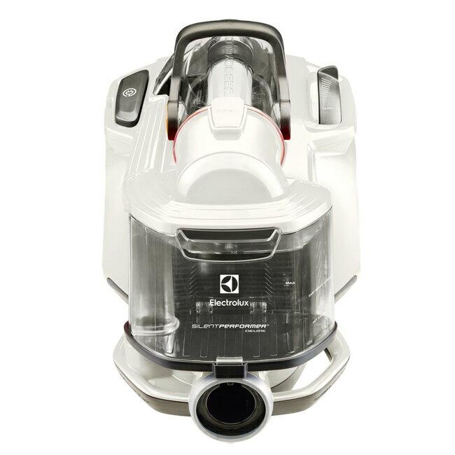 【送丹麥壺】Electrolux 伊萊克斯 靜音旋風式集塵盒吸塵器(ZSP4304PP)