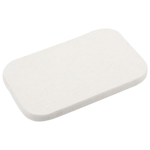珪藻土吸水皂盤長方型 白 NITORI宜得利家居 0
